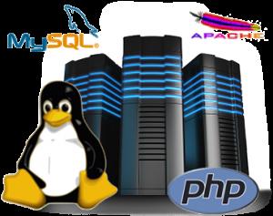 Linux webhosting