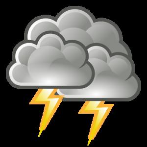 Storing stormcloud